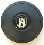 Volante Steering Wheel Horn Button, Wolfsburg (Castle Style), Fits 9 Bolt Volante S9 Premium Steering Wheels, STH1041