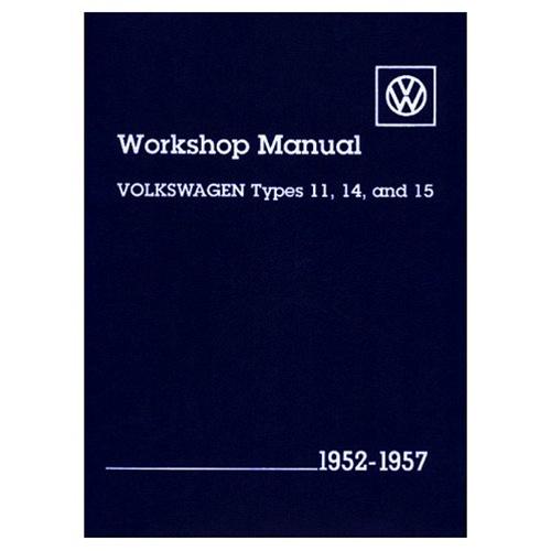 vw workshop manual 1952 57 type 11 14 and 15 aircooled net vw parts rh vwparts aircooled net karmann ghia owners manual pdf karmann ghia owners manual