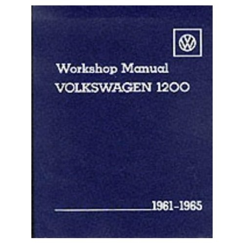 Vw 1200 workshop manual 1961 65 type 1 aircooled vw parts additional photos publicscrutiny Images
