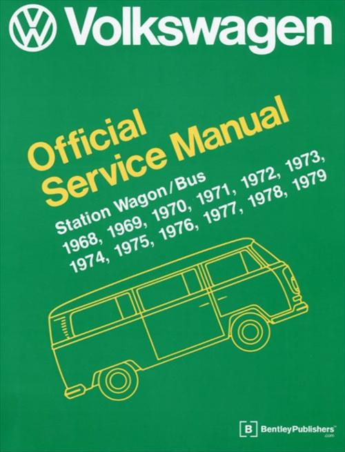 bentley manual vw official service manual vv bustransporter 68 79 rh vwparts aircooled net bentley vw jetta service manual bentley service manual vw golf